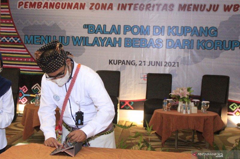 BPOM Kupang luncurkan lima aplikasi pelayanan