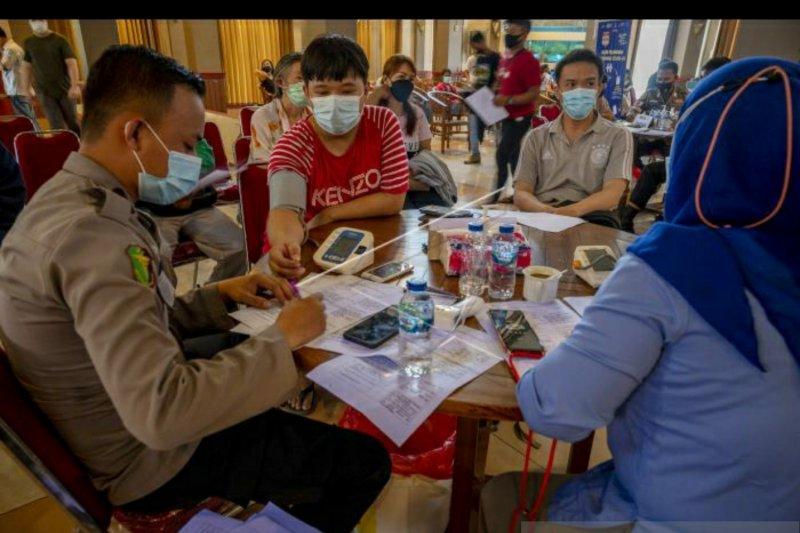 Dinkes: 139.276 orang di Sulteng sudah divaksinasi COVID-19