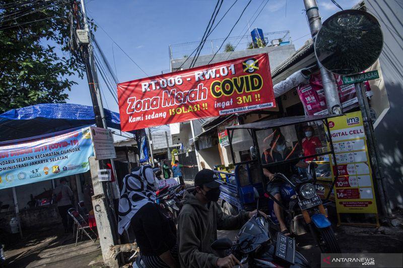Jakarta pecahkan rekor kasus COVID-1-9 di atas 5.000