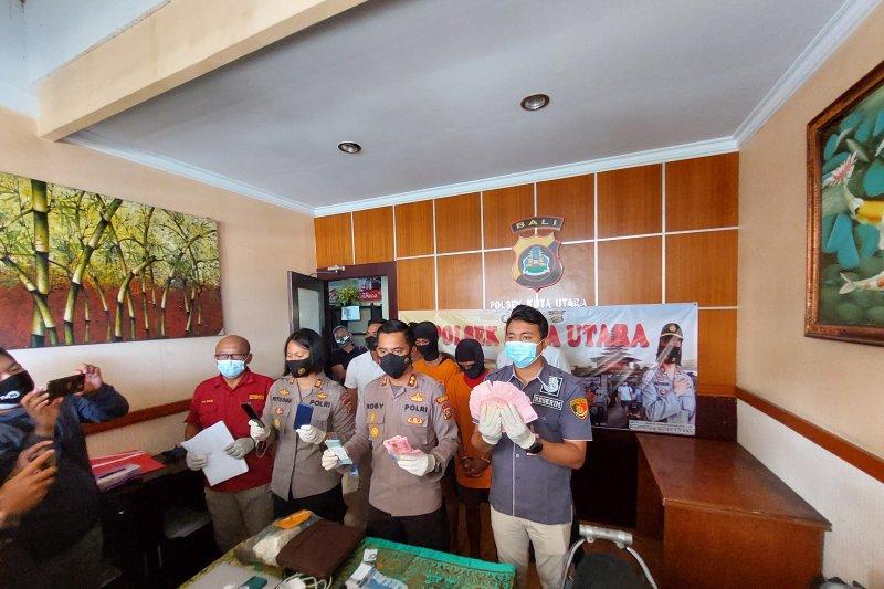 Vila ditempati turis asing di Kuta Utara Bali dibobol maling
