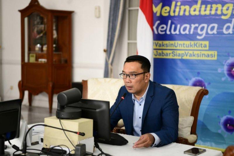 Gubernur Jawa Barat minta bupati/wali kota tambah kapasitas tempat tidur pasien COVID-19