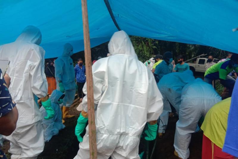 Tiga orang lagi pasien COVID-19 meninggal dunia di Pasaman Barat