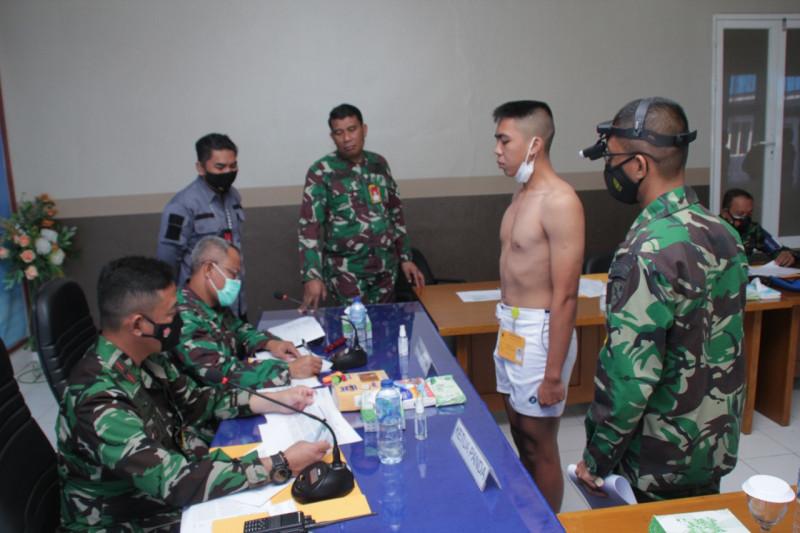 Danlanudsri : Terima hasil seleksi Taruna AAU dengan lapang dada