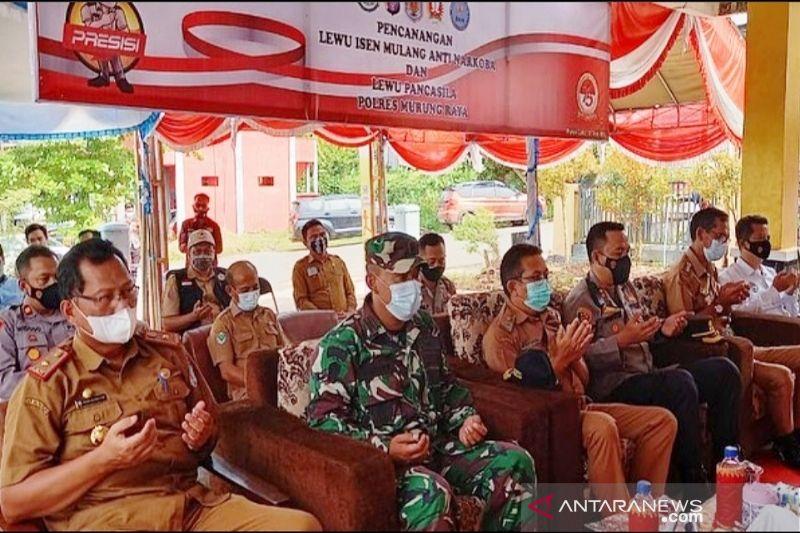 Pemkab Mura dukung Beriwit dijadikan Lewu Isen Mulang anti narkoba