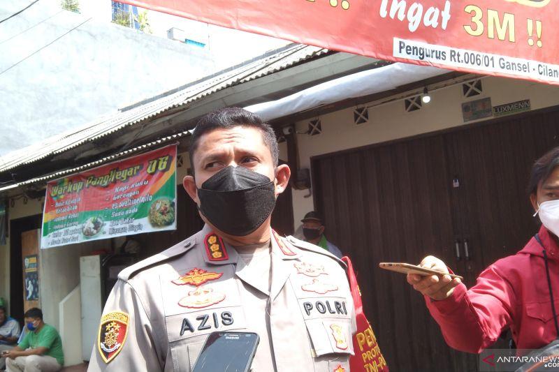 Polisi sebut penembakan dekat kompleks Pati Polri tidak terkait teror