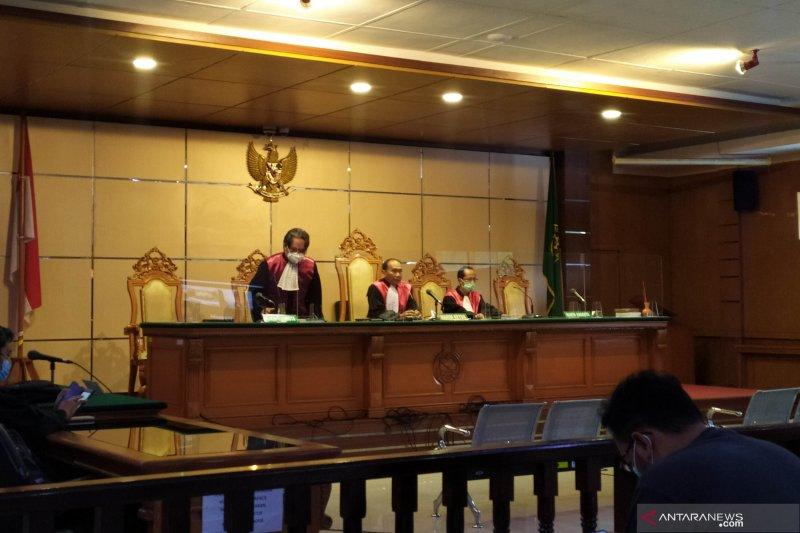 Bahar Smith terima putusan vonis hukuman 3 bulan penjara
