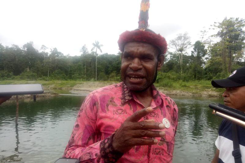 Mengembangkan kearifan lokal melalui destinasi Baliem Waga-waga di Timika
