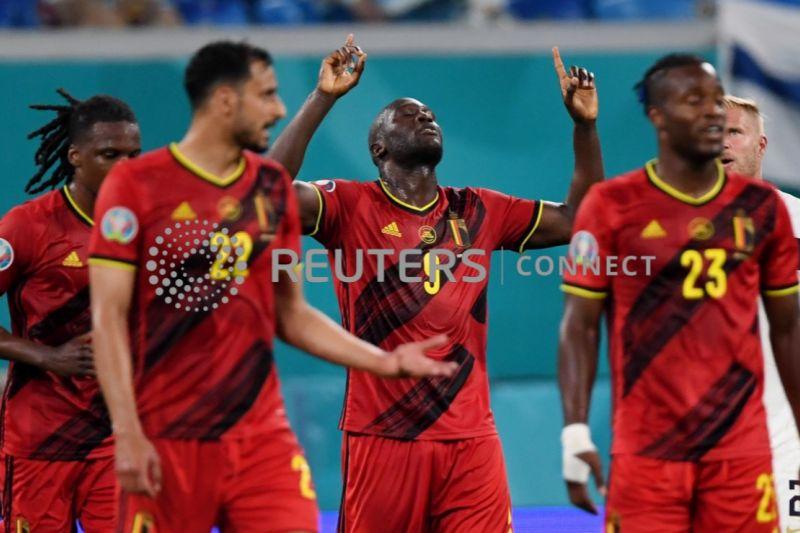 Belgia sempurnakan perjalanan fase grup dengan kalahkan Finlandia 2-0