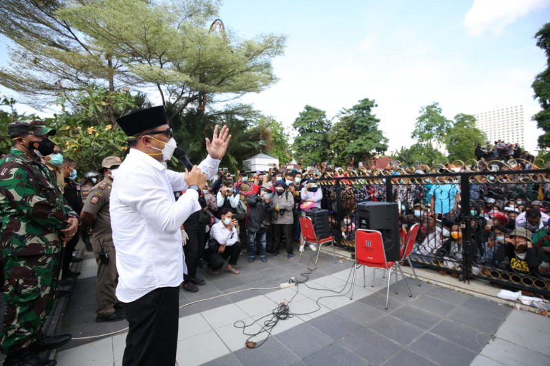 PCNU : Wali Kota Surabaya beri solusi terbaik soal penyekatan Suramadu
