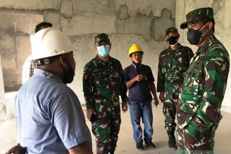 Pangkogabwilhan III: Rakyat butuh keberadaan TNI membangun Papua