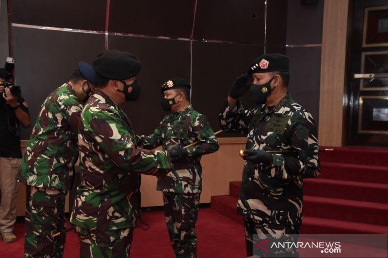 Pangkostrad dan 29 Pati TNI naik pangkat, siapa saja?