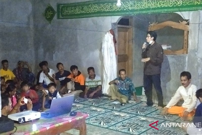 KIM Kabupaten OKU bantu BPN sosialisasikan program