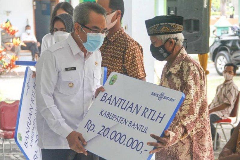 Bantul memberikan bantuan perbaikan rumah kepada 127 warga