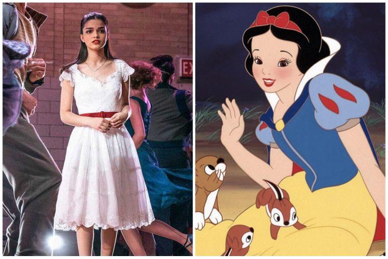 "Disney adaptasi ""Snow White"" dalam film live action"