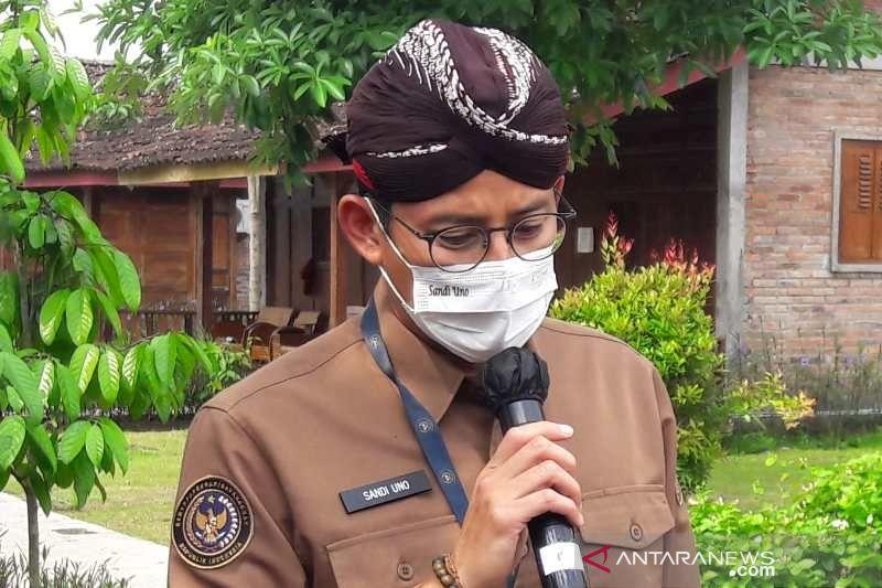 Sandiaga Uno: Pariwisata bangkit jika protokol kesehatan dipatuhi