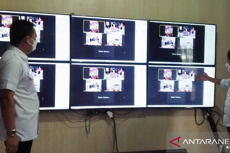 Kecamatan Makassar hadirkan aplikasi monitoring prokes