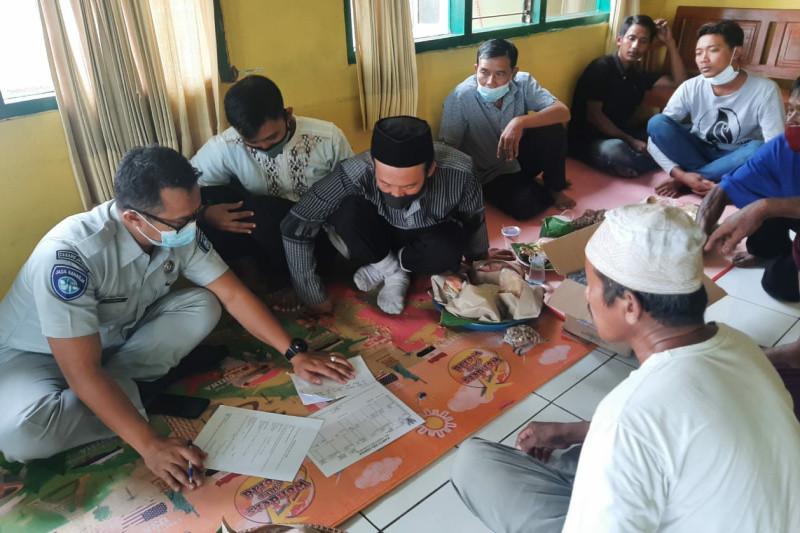 Jasa Raharja serahkan santunan kecelakaan 6 meninggal dunia di Banyumas