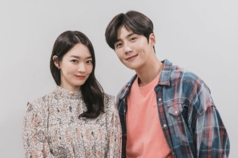 "Kim Seon Ho adu akting dengan Shin Min A di  ""Hometown Cha-Cha-Cha"""