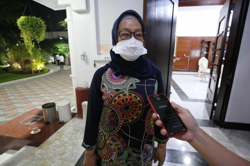 31 RT di Kota Surabaya zona merah COVID-19