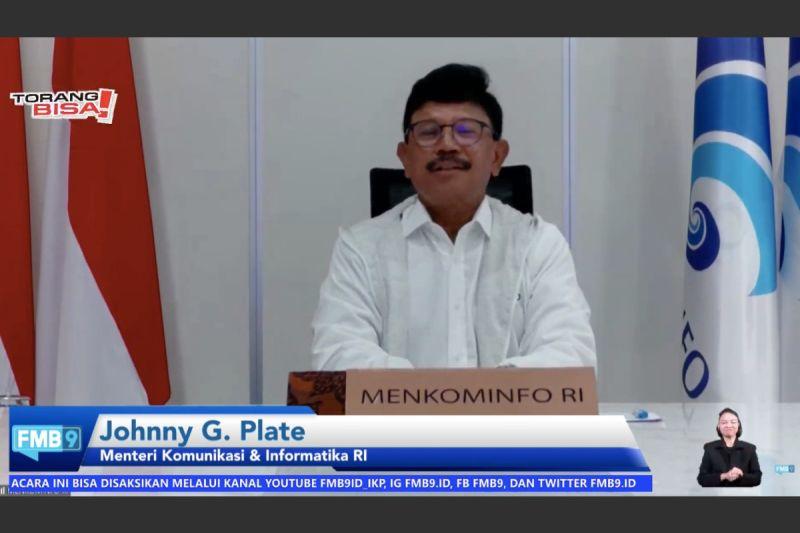 Kominfo pastikan telekomunikasi PON XX Papua lancar