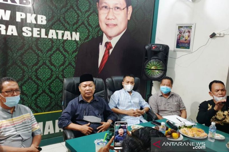 Jelang Muscab, sejumlah kepala daerah masuk PKB Sumsel