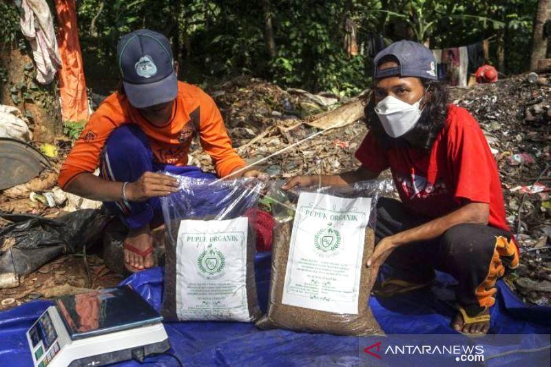 Produksi Pupuk Kompos Organik