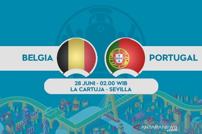 Belgia tidak mau fokus hanya jaga Ronaldo saat lawan Portugal