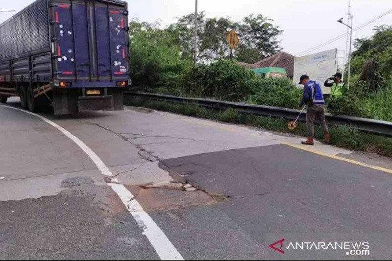 Jasa Marga lakukan rekonstruksi Simpang Susun Tol Jakarta-Cikampek