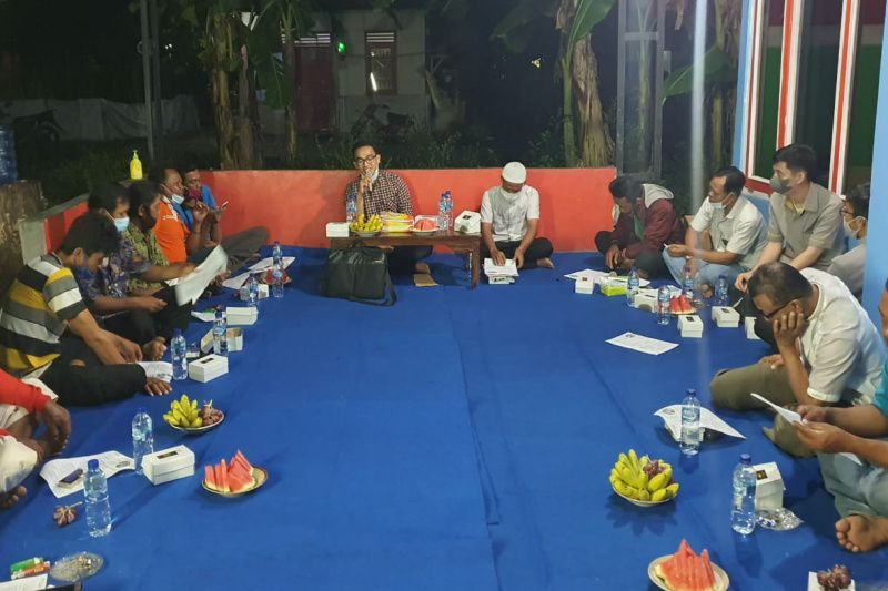 BPJAMSOSTEK Cilacap sosialisasikan program ke para nelayan