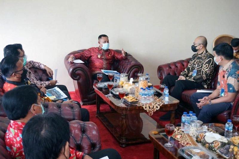 """Bupati Lampung Selatan dukung penuh megaproyek """"Bakauheni Harbour City"""""""