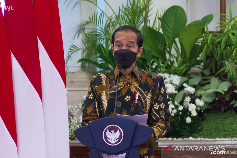 Presiden Jokowi: Pemerintah perhatikan rekomendasi BPK soal pembiayaan APBN
