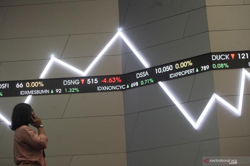 Kemarin, IHSG BEI ditutup merah hingga prediksi ekonomi triwulan II 2021