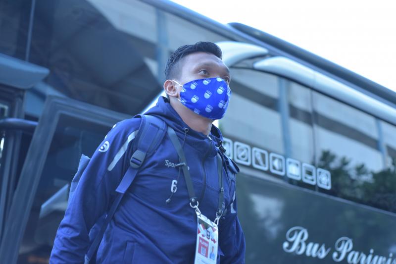 Hengkang dari Persib Bandung, Ferdinand Sinaga merapat ke Persis Solo