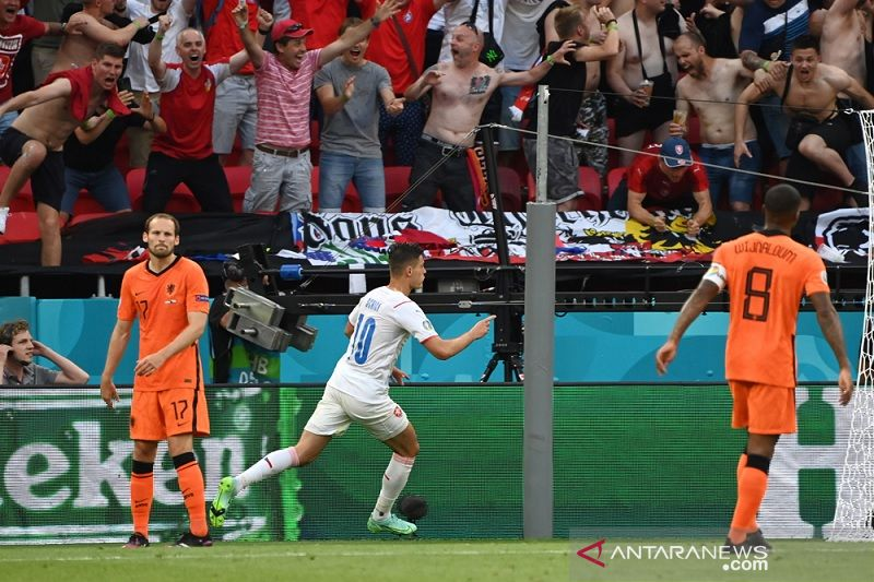 Ceko singkirkan Belanda menuju perempat final