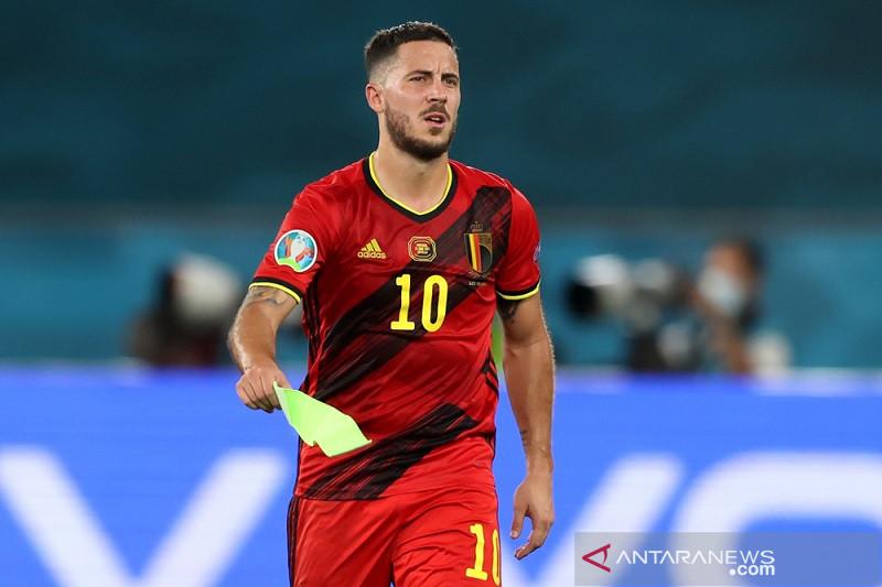 Thorgan Hazard yakin abangnya akan pulih untuk bela Belgia hadapi Italia