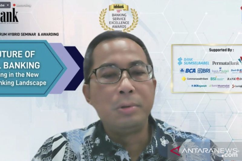 BNI raih penghargaan bank BUMN terbaik 2021 kategori layanan prima