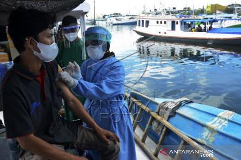 Vaksinasi Untuk Warga Pesisir Dan Kepulauan