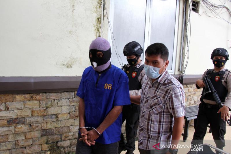 Kurir Sabu 17 kg ditangkap di Dumai