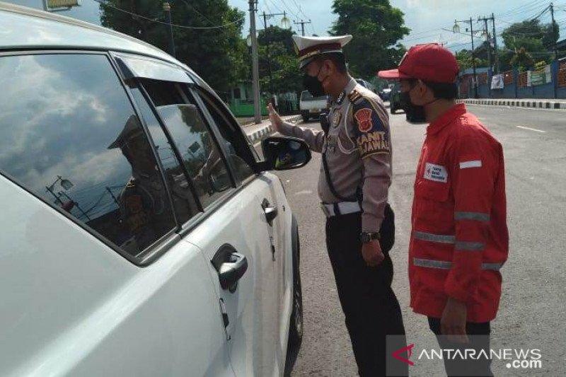 Satgas COVID-19 perketat penyekatan di dua pintu perbatasan Cianjur