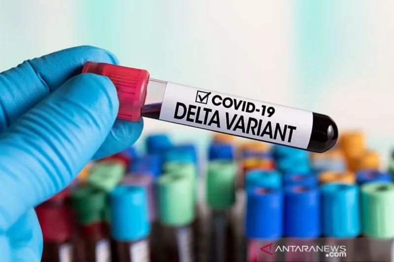 Varian Delta di China meluas, kasus COVID-19 bertambah 75 orang