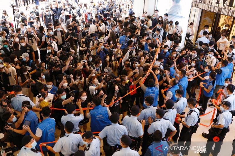 """Pejabat China di Hong Kong anggap sanksi AS punya """"niat tercela"""""""