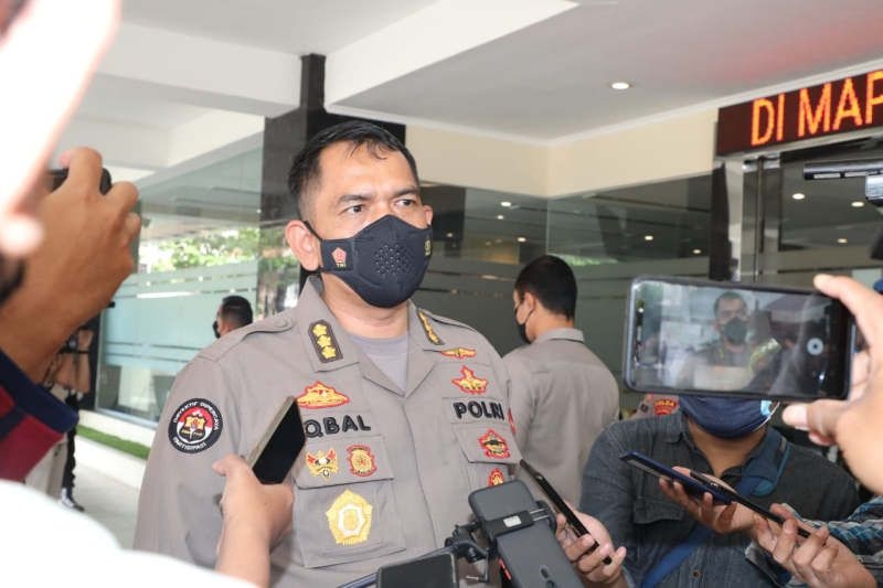 Provokator penolak PPKM di Brebes ditangkap