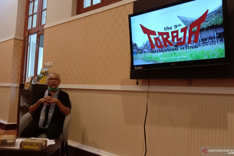 Toraja International Festival 2021 di Torut suguhkan seni peradaban purba