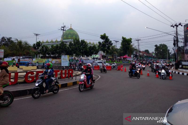 Polres Cianjur usulkan penutupan ruas jalan protokol selama PPKM darurat