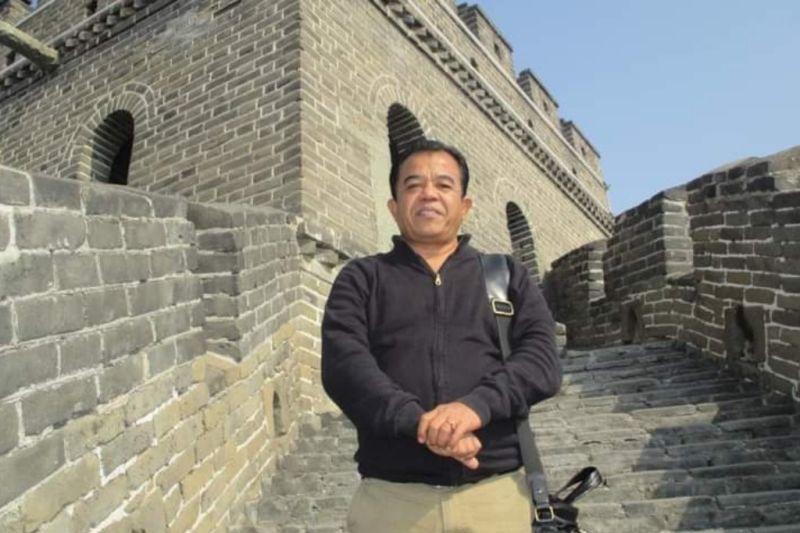 Catatan Asro Kamal Rokan - Tembok besar dan tragedi kaisar terakhir....