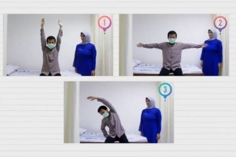Dokter RSUP Persahabatan jelaskan cara latih napas pasien COVID-19, apa saja?