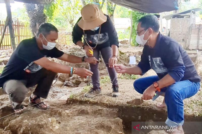 Tim arkeologi teliti situs Benteng Maas di Gorontalo