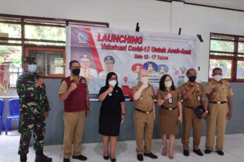 Kabupaten Sitaro target vaksin 5.615 anak
