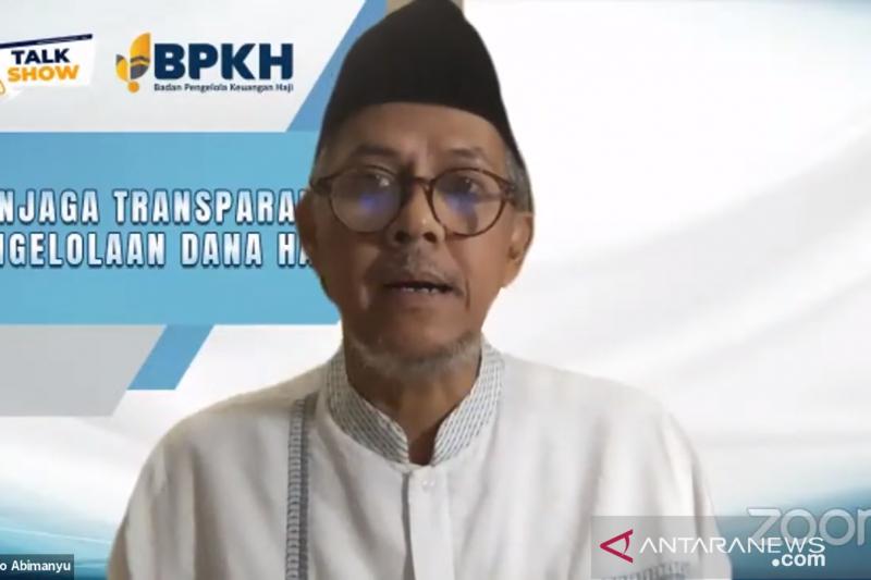 BPKH pastikan jamin keamanan dana haji milik masyarakat