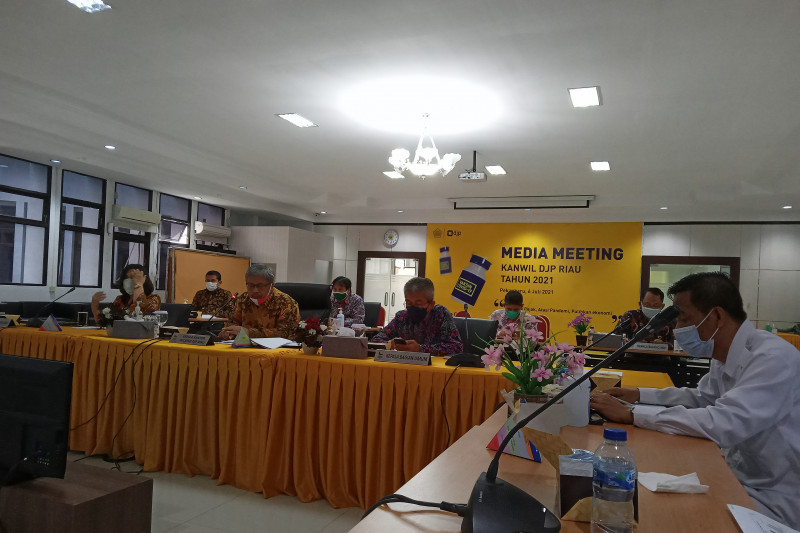 Ditopang sawit, DJP Riau optimistis capai target pajak saat pandemi